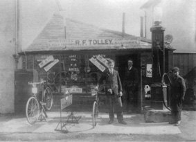 Tolley's Garage